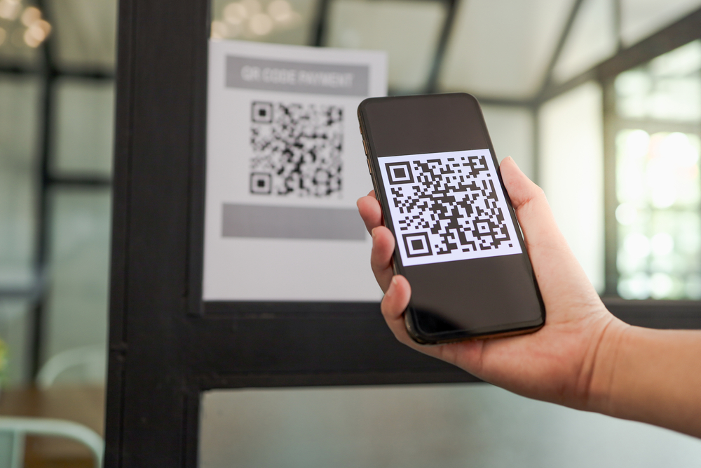 endpoint, QR code security